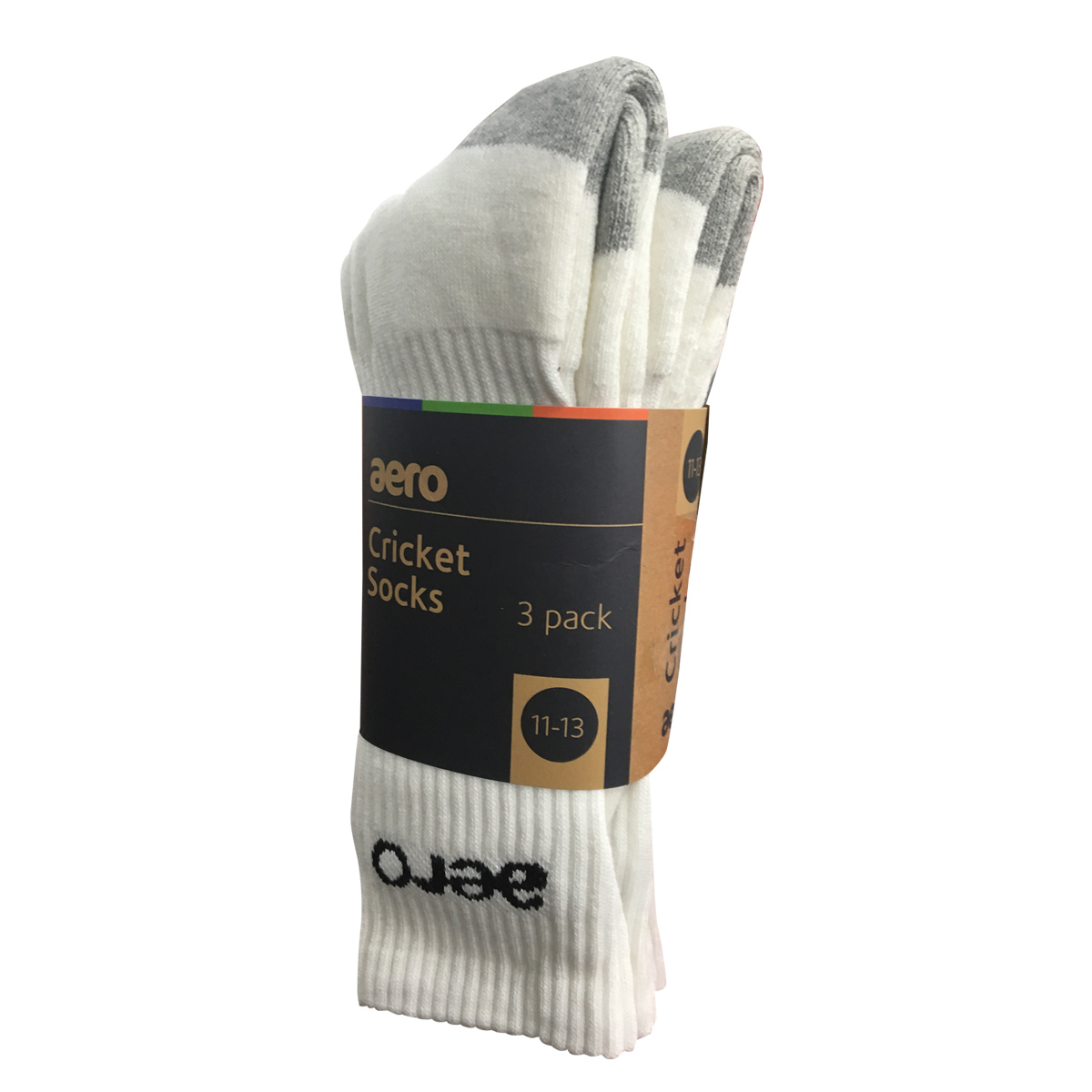 XXXXX CR AE Aero-3-Pack-Socks-Packaging 1819